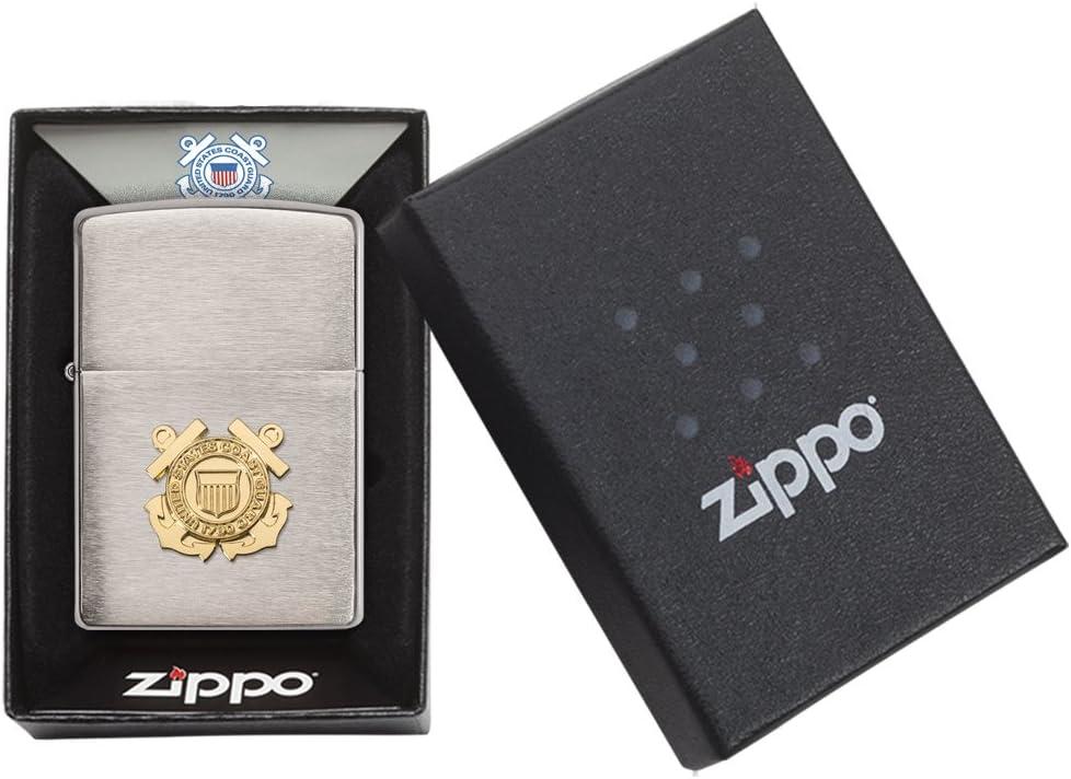 Zippo Coast Guard Lighters