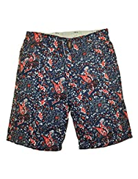 City Ink Little Boys Printed Cotton Shorts