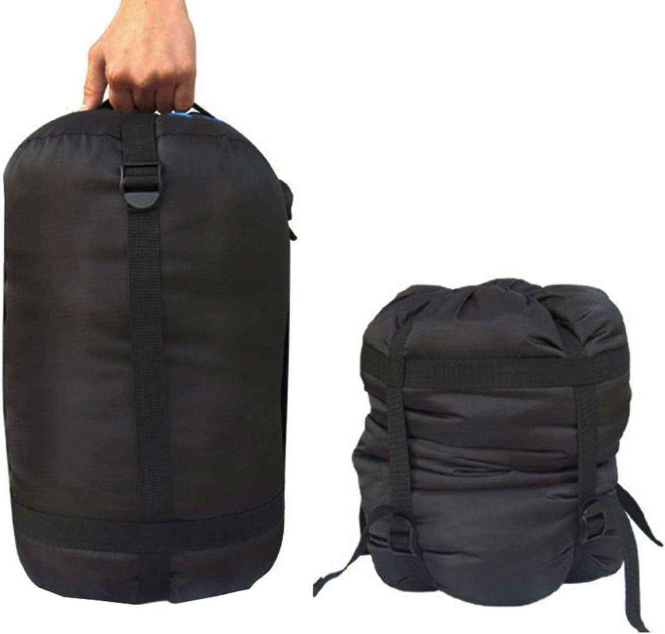 Compression Waterproof Sleeping Bag Stuff Sack Bag Light Camping Bag Cover Case