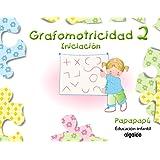 Grafomotricidad 2 (Papapapú) - 9788484336679