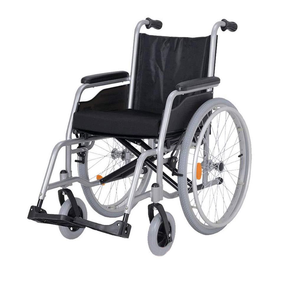 最安 YD/& 車いす、アルミニウム合金軽量で汎用性の高い高齢者用障害者用トロリー B07H67RKJ5、/& YD B07H67RKJ5, PEACESHOP:9a724e65 --- a0267596.xsph.ru