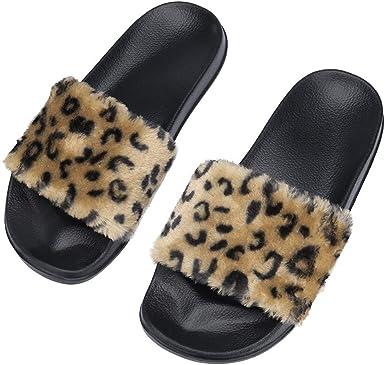 ASERTYL shoes Women's Non Slip Slippers