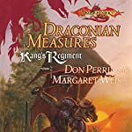 Draconian Measures: Dragonlance: Kang's Regiment, Book 2 | Margaret Weis,Don Perrin