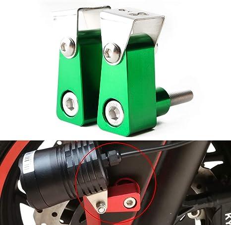 Motorrad Montagest/änder Set f/ür Kawasaki Z800 Sugomi Z1000 Sugomi