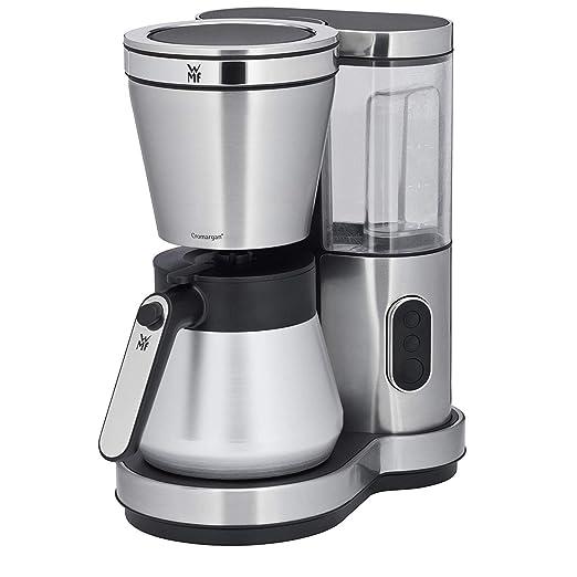 WMF 04.1231.0011 Cafetera, 800 W, 1 Liter, acero inoxidable ...