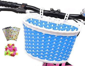 ANZOME Girl's Bike Basket