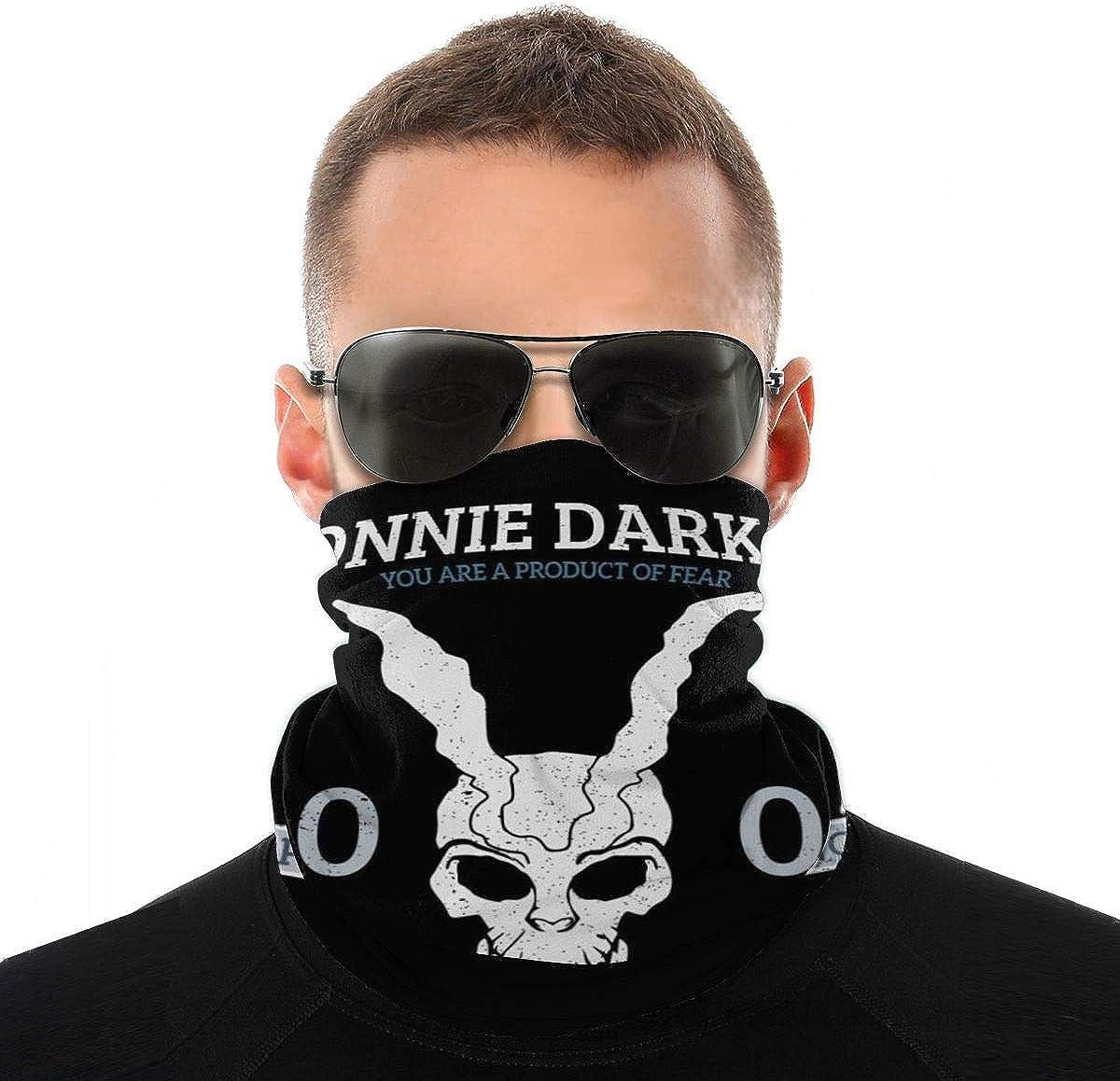 Felsiago Donnie Darkos Palm Reading Variety Kopftuch Schal Magic Headwear Neck Gaiter Gesicht Bandana Schal