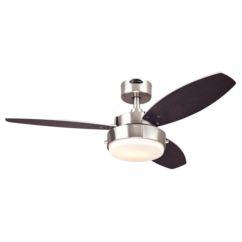 Westinghouse Ventilador De Techo Para Interior De Tres Aspas  ~ Ventiladores De Techo Con Luz El Corte Ingles