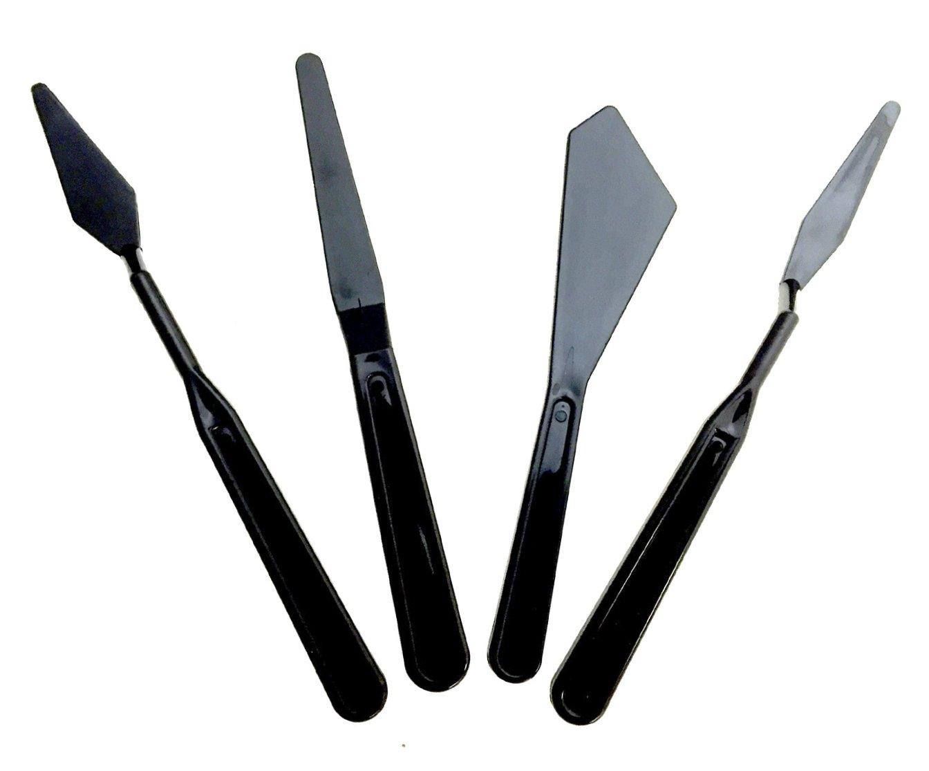 Ranger INK47407 Plastic Palette Knives (4 Pack)