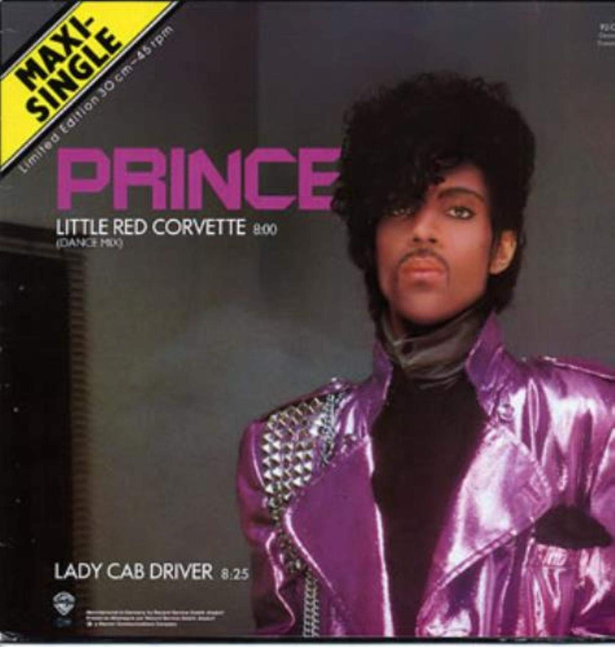 Prince 1999 Little Red Corvette Prince 7 45 Amazoncom Music