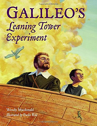 Galileo's Leaning Tower Experiment (Junior Library Guild Selection (Charlesbridge Hardcover)) by Brand: Charlesbridge Publishing