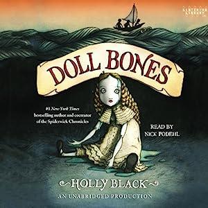 Doll Bones Hörbuch