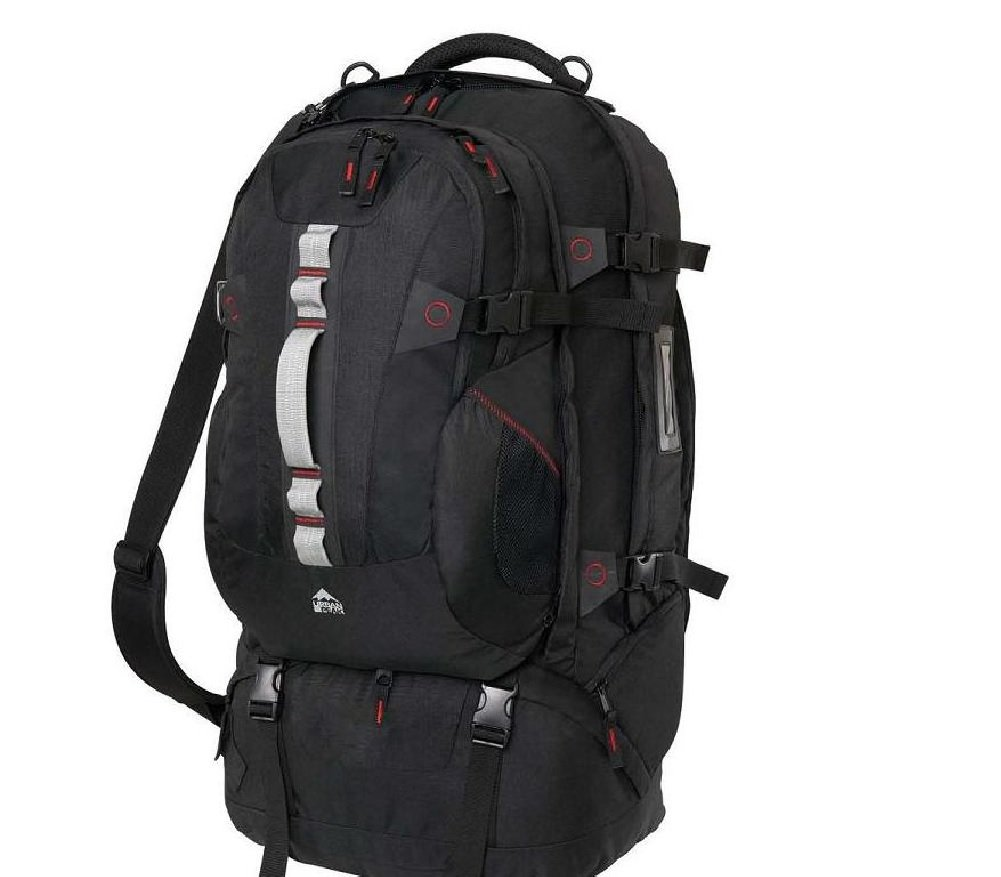 Urban Peak 2 in 1 Travel Backpack 65L with detachable 15L Daypack