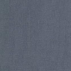 Brewster 499-20011 Albin Linen Texture Wallpaper, Navy