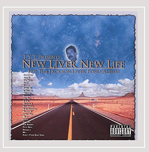 New Liver New Life: Tim Jackson's Liver Support Album
