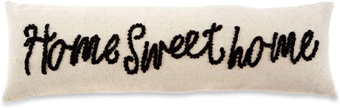 Mud Pie Sweet Home Knot Pillow, 10