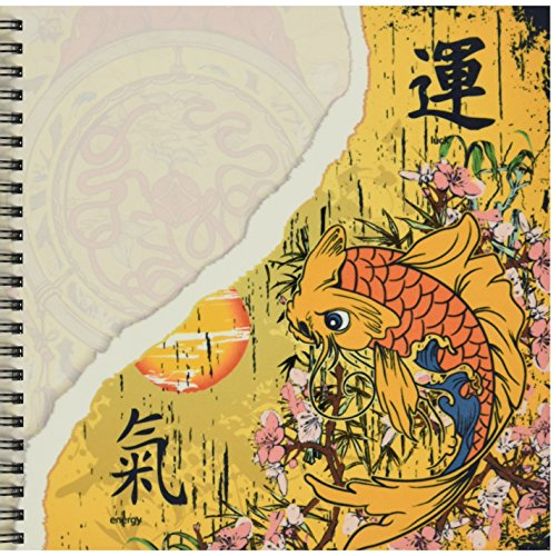 3dRose db 116377 1 Oriental Japanese Symbols Drawing