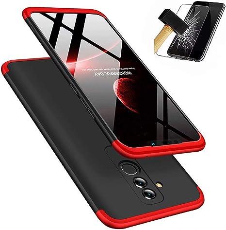 AChris Huawei Mate 20 Lite Carcasa 360° Ultra Fina Protectora ...