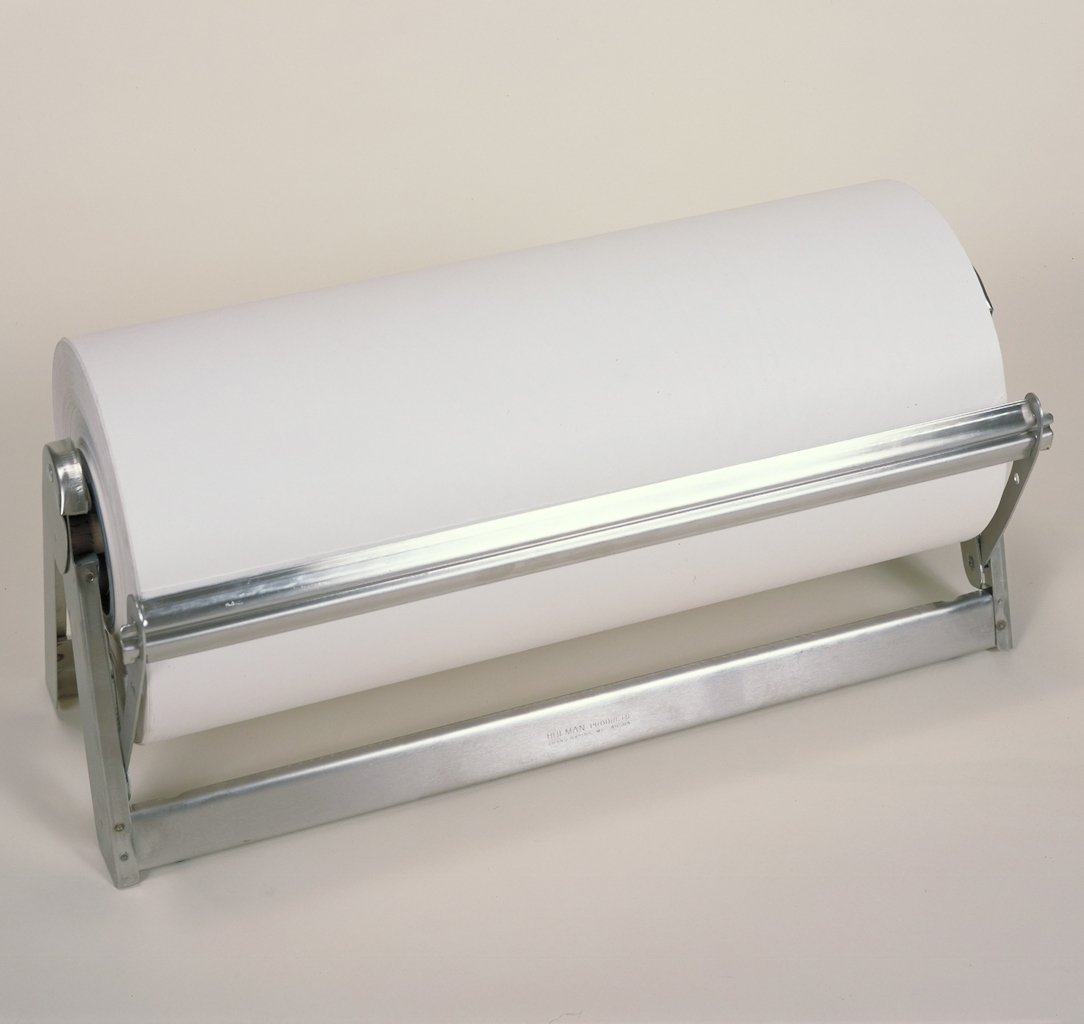 36'' Stainless Butcher Paper Dispenser