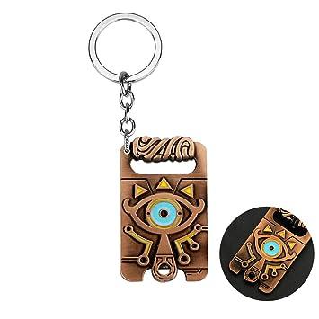 Legend of Zelda Llavero con colgante de la llave, diseño de ...