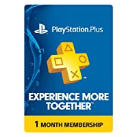 Deals on Sony PlayStation Plus 1 Year Membership Subscription Card