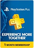 1 Month PlayStation Plus Membership - PS3/ PS4/ PS Vita [Digital Code]