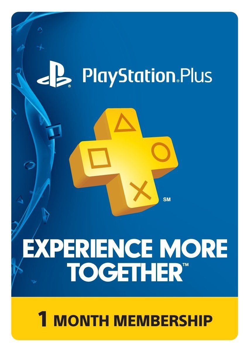 Amazon.com: PlayStation Plus: 1 Month Membership [Digital ...