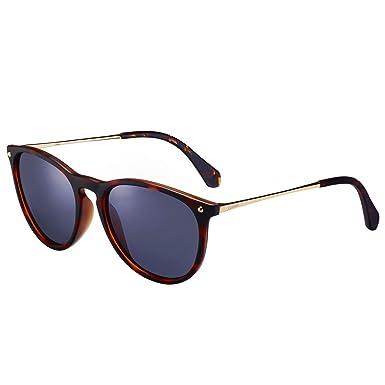 81d099ce8 Carfia Vintage Polarized Sunglasses for Women Men Classic Designer Style  100% UV400 Protection (Women