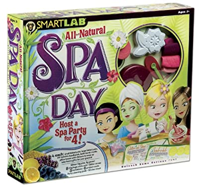 Smart Lab All Natural Spa Day by Smart Lab