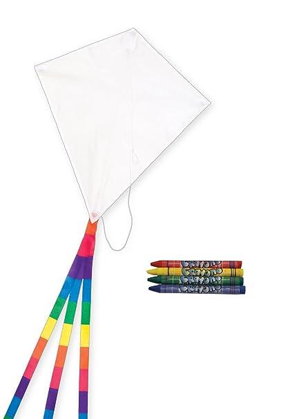 Amazon.com: In the Breeze Coloring Diamond 20 Inch Kite - Single ...