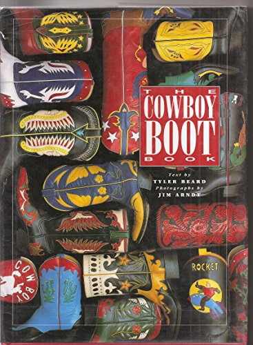 """It's a """"pictorial guide to fancy footgear,"""" states Texas Monthly. THE COWBOY BOOT BOOK has it all--history, anatomy, leathers, fit, care, makers, sellers, and famous wearers--even a glossary of boot terms for the novice. Beard's anecdotes and Texas c..."""