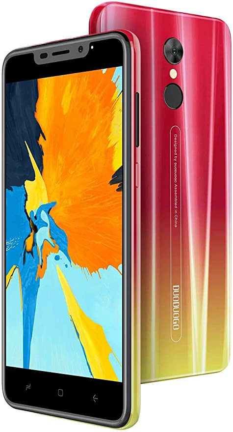 Moviles Libres Baratos 4g, A60(2019) 3GB RAM +32GB ROM Android 8.1 5.71
