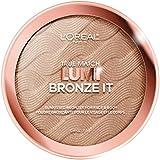 L'Oreal Paris Cosmetics True Match Lumi Bronze It Bronzer For Face And Body, Light, 0.41 Fluid Ounce