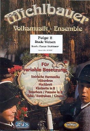 Michl Bauer Popular de música Ensemble: Amazon.es: Instrumentos musicales