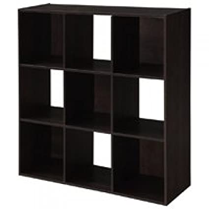 Exceptional Homebasix JW 9C EP 9 Compartment Storage Cube, 36 Inch,