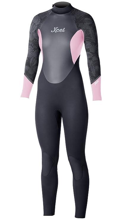 Amazon.com   Xcel Women s 3 2mm Axis So Fullsuit   Sports   Outdoors 098478f8e
