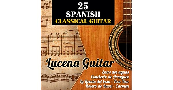 Amazon.com: La Golondrina: Lucena Guitar: MP3 Downloads