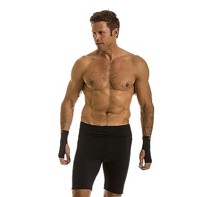 Insta Slim Men's Is Pro Compression Shorts