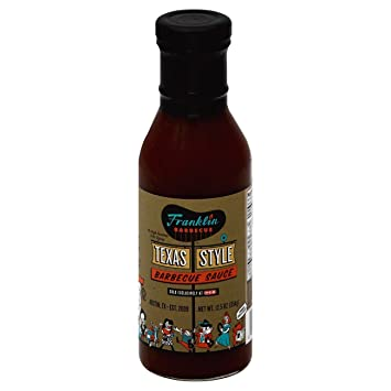 Franklin Barbecue Texas Barbecue Sauce (Texas Style)