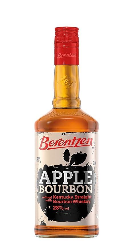 berentzen Apple Bourbon Whiskey Kentucky Straight (1 x 0,7 l ...