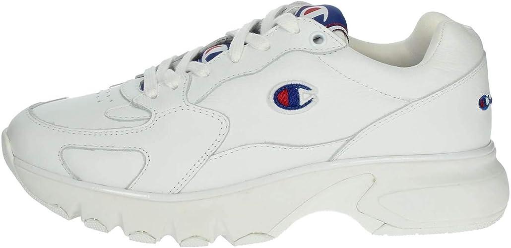 S19 Champion S10627 Femme 39 Chaussures de Tennis Blanc FKc1uT35lJ