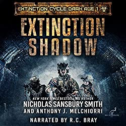 The award winning, top-rated saga that sold a half-million copies returns in the second season of the Extinction Cycle. Welcome to the Dark Age. Survivors thought the extinction cycle ended, but a powerful evil lurks in the shadows.... Eight years ag...