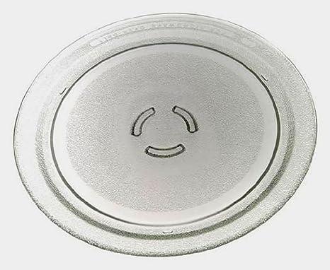 Cocina Ayuda Whirlpool oro 12 1/4 pulgadas bandeja de cristal ...