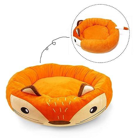 CHENYAJUAN Mascotas Animales Cama Elástica Material Suave Extraíble Y Lavable Camas Skidproof,L