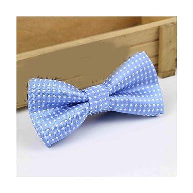 Laughingcv Moda infantil de algodón formal corbata de lazo para ...