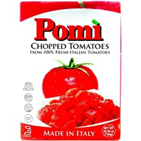 Pomi Chopped Tomatoes 26.46 Oz (Pack of 6)