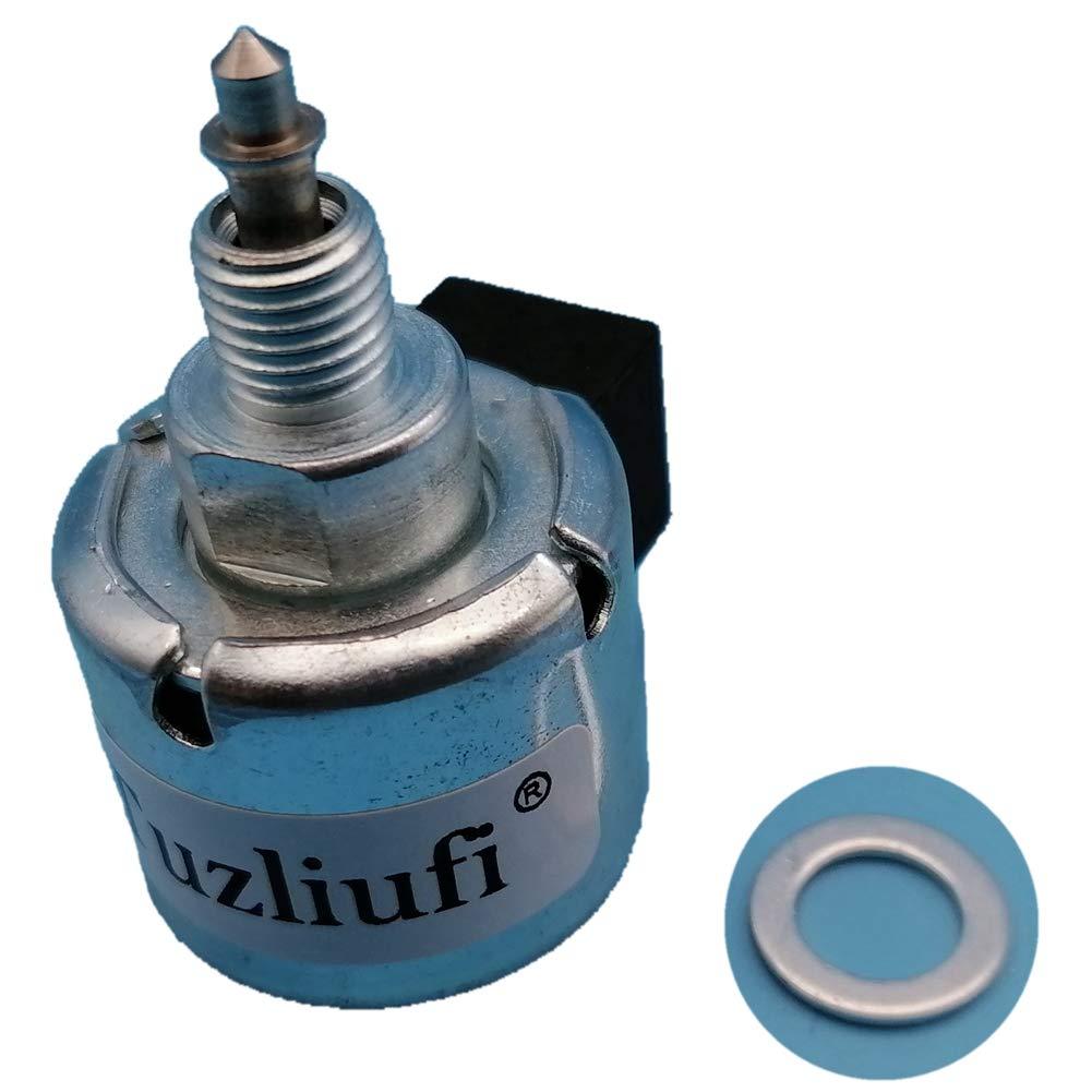 Tuzliufi Replace Fuel Solenoid Briggs /& Stratton 694393 Engine With Walbro carburetor Z410