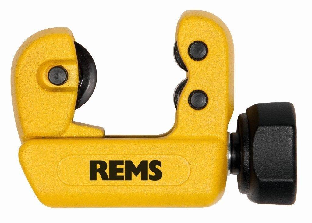 Rems RAS Cu-Inox –  Ras en cuivre –  Coupe tube Inox 3– 16 mm