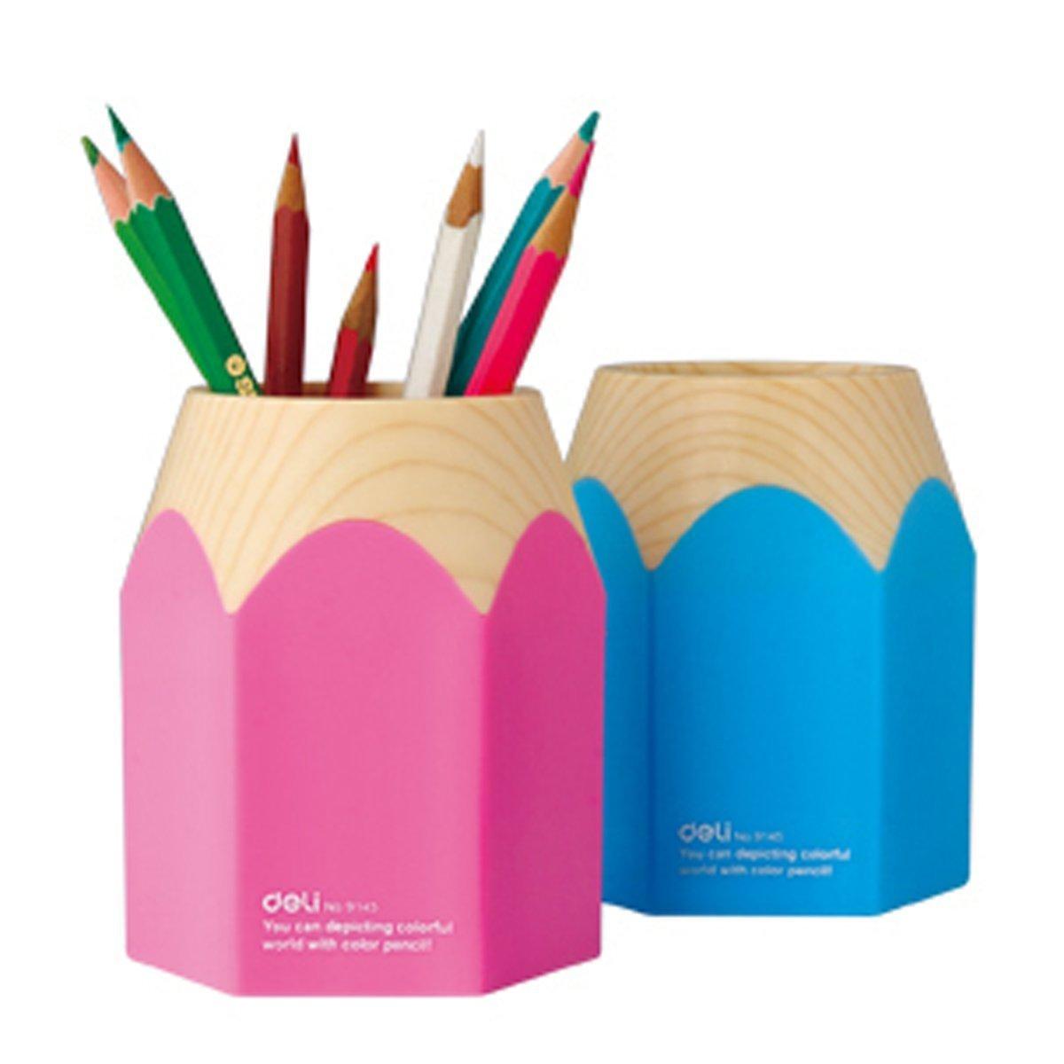 Super Cute Pencil Top Design Pen Pencil Stand