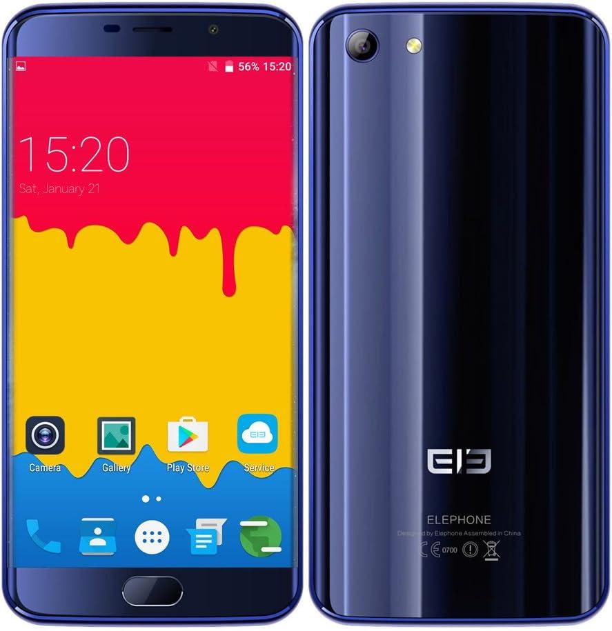 Ele Elephone S7 Smartphone 4 G LTE Android 6.0 Unlocked móvil 3 GB ...